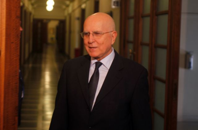 """Dimas: """"I will not accept election with Golden Dawn votes"""" 