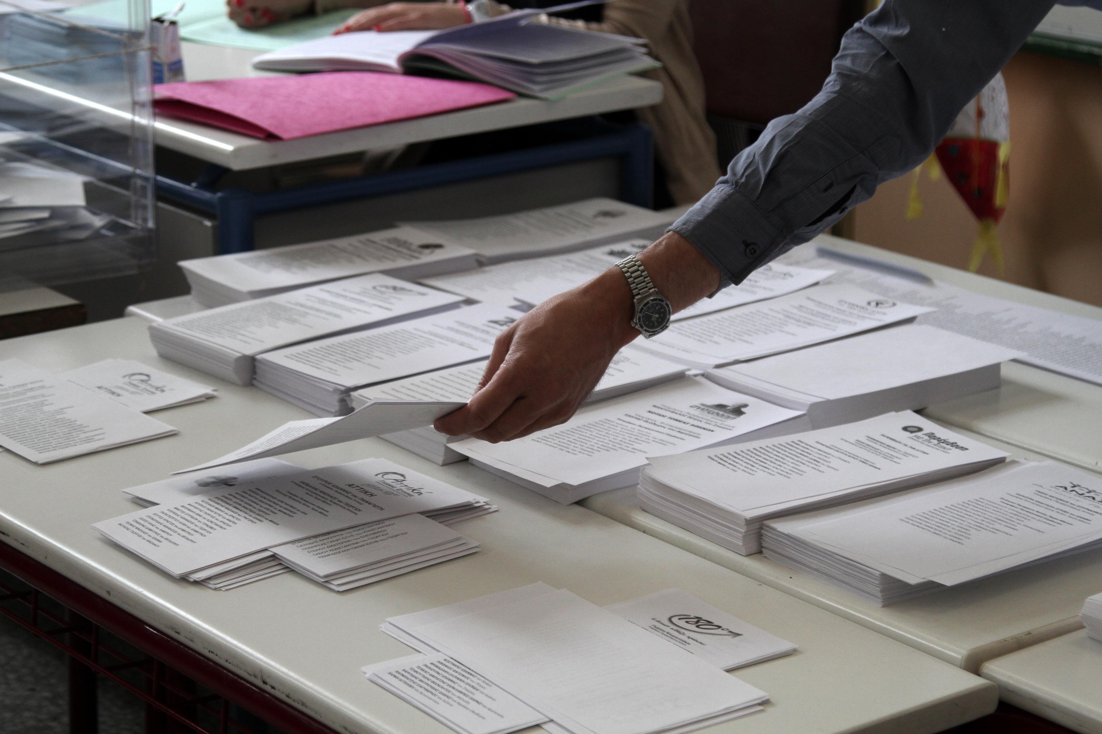 Υπουργείο Εσωτερικών: €4 εκατ. η χρηματοδότηση στα κόμματα | tovima.gr