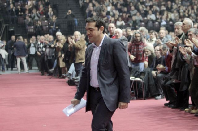 Tsipras developing ties with Brussels, Berlin, Paris and the ECB | tovima.gr