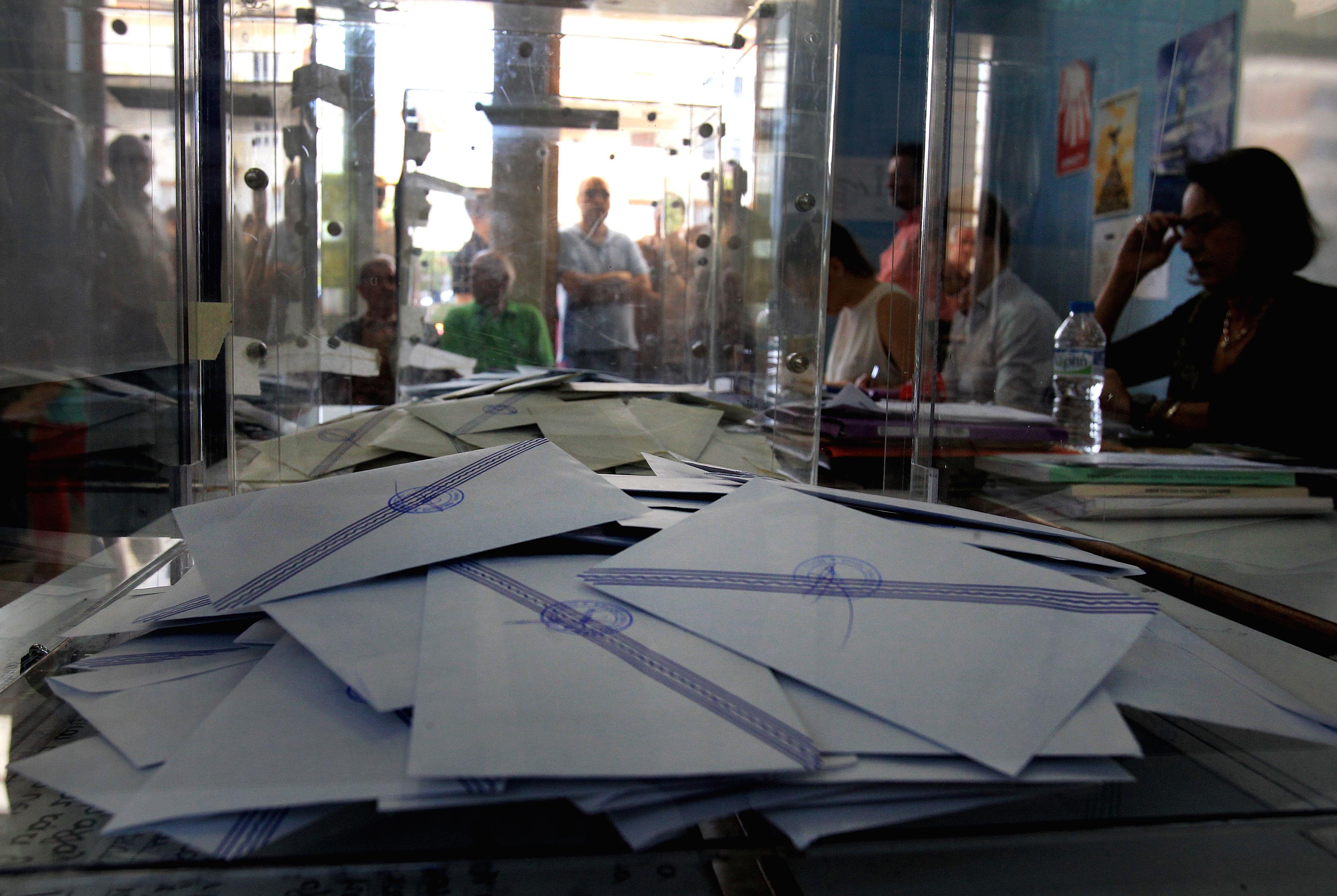 Επί ποδός το ΥΠΕΣ για την διεξαγωγή των εθνικών εκλογών   tovima.gr