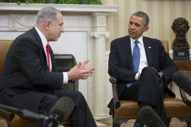 Ο Ομπάμα δεν γνωρίζει ότι ο Νετανιάχου προσκλήθηκε στις ΗΠΑ | tovima.gr