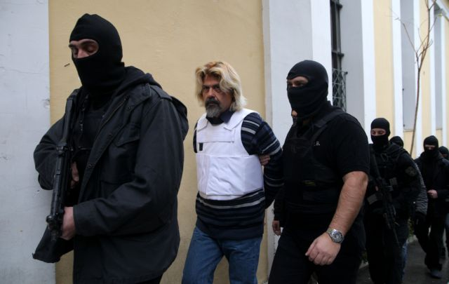 Conspiracy of Fire Cells planned to assassinate Xiros after prison escape | tovima.gr
