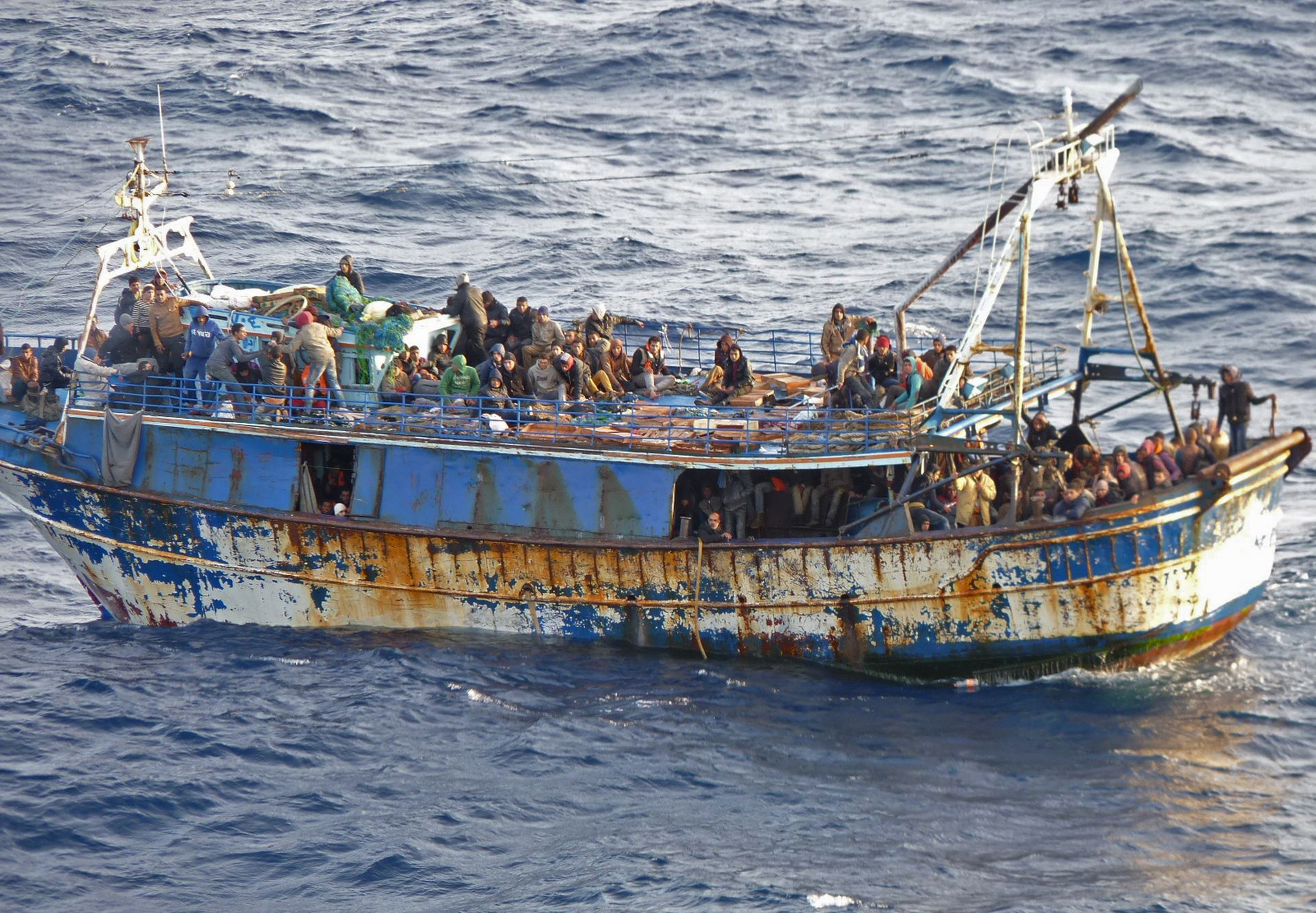 Πάνω από 10.000 οι μετανάστες που μπήκαν στη χώρα το α' τρίμηνο 2015   tovima.gr