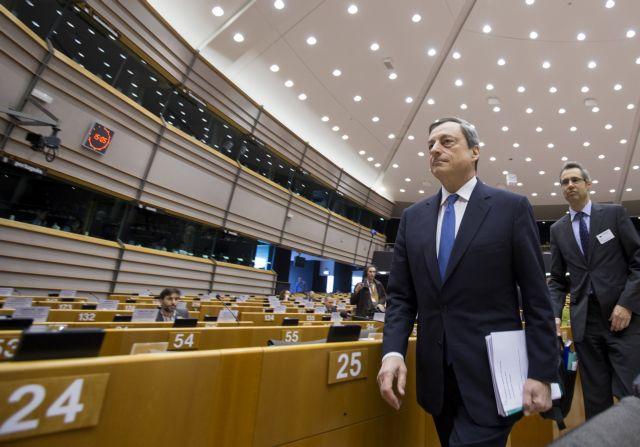 Ντράγκι: «Ρευστότητα στις ελληνικές τράπεζες όσο είναι φερέγγυες» | tovima.gr