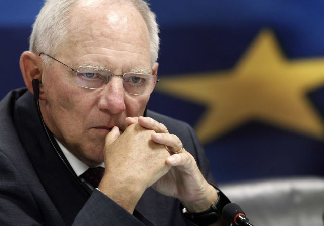 """Schäuble: """"Greece has until the end of June to come to an agreement"""" 