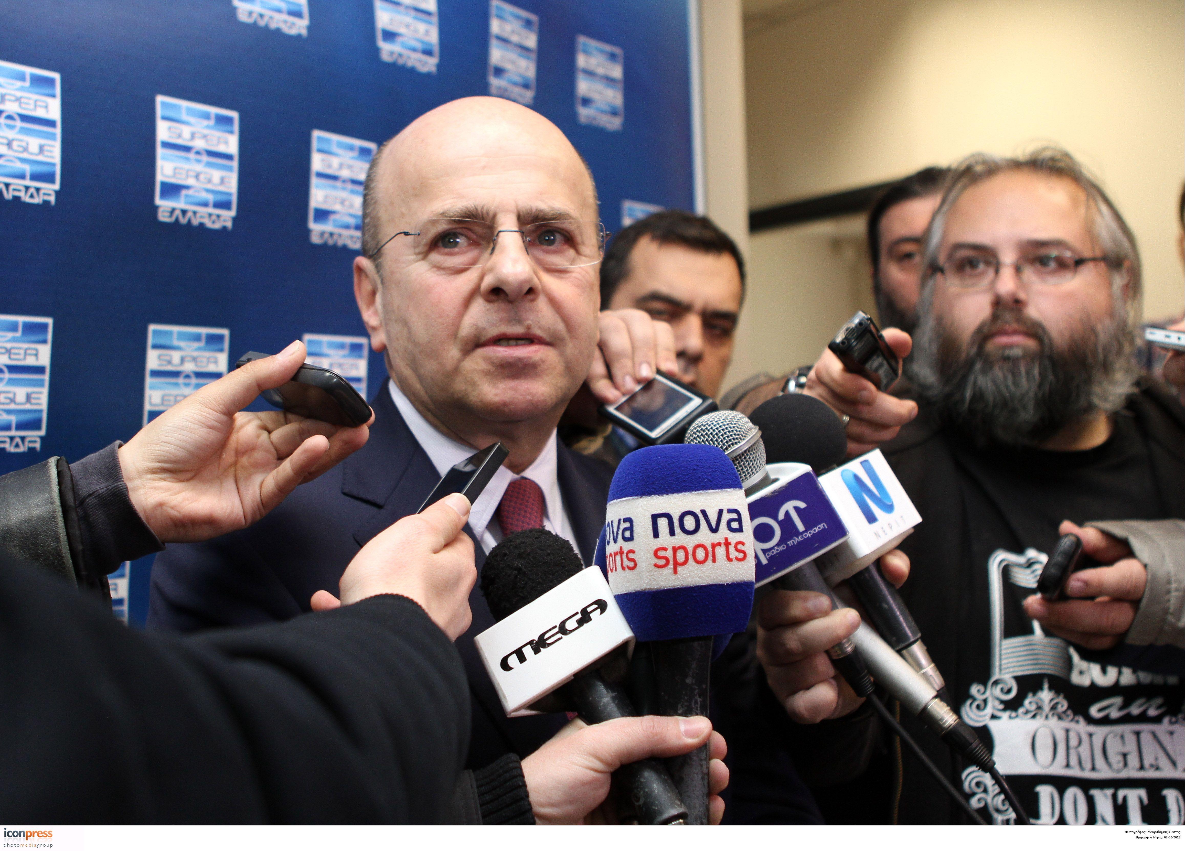 Αισιόδοξος ο Αλαφούζος ύστερα από τη συνάντηση με Κοντονή | tovima.gr