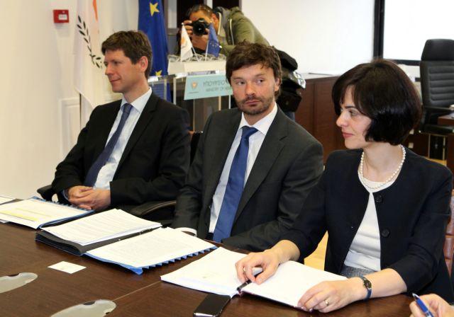 Ολοκληρώνονται οι διαβουλεύσεις για το κυπριακό μνημόνιο   tovima.gr
