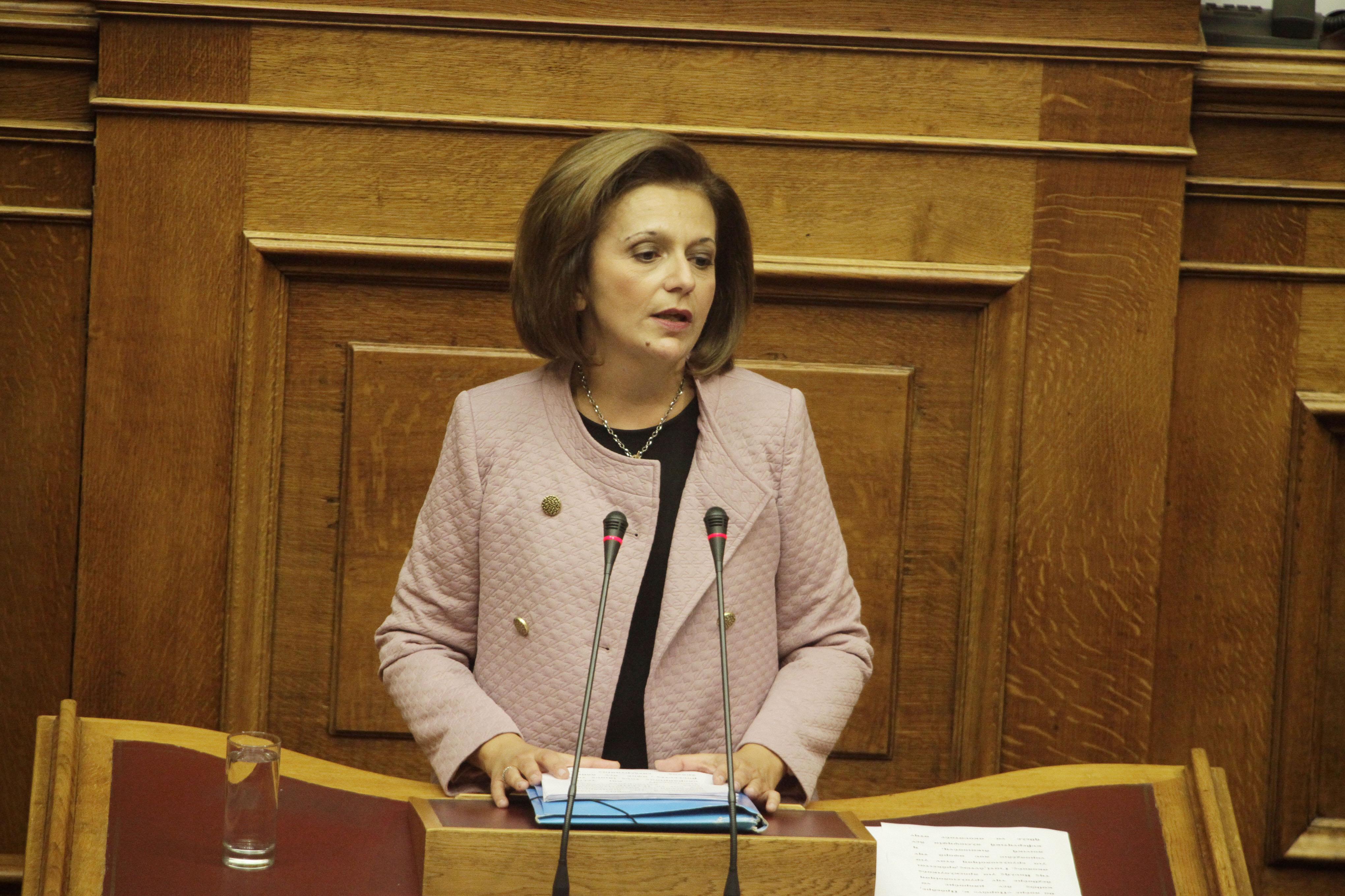 Χρυσοβελώνη: Οι ΑΝΕΛ δεν θα ψηφίσουν μέτρα που πονάνε | tovima.gr