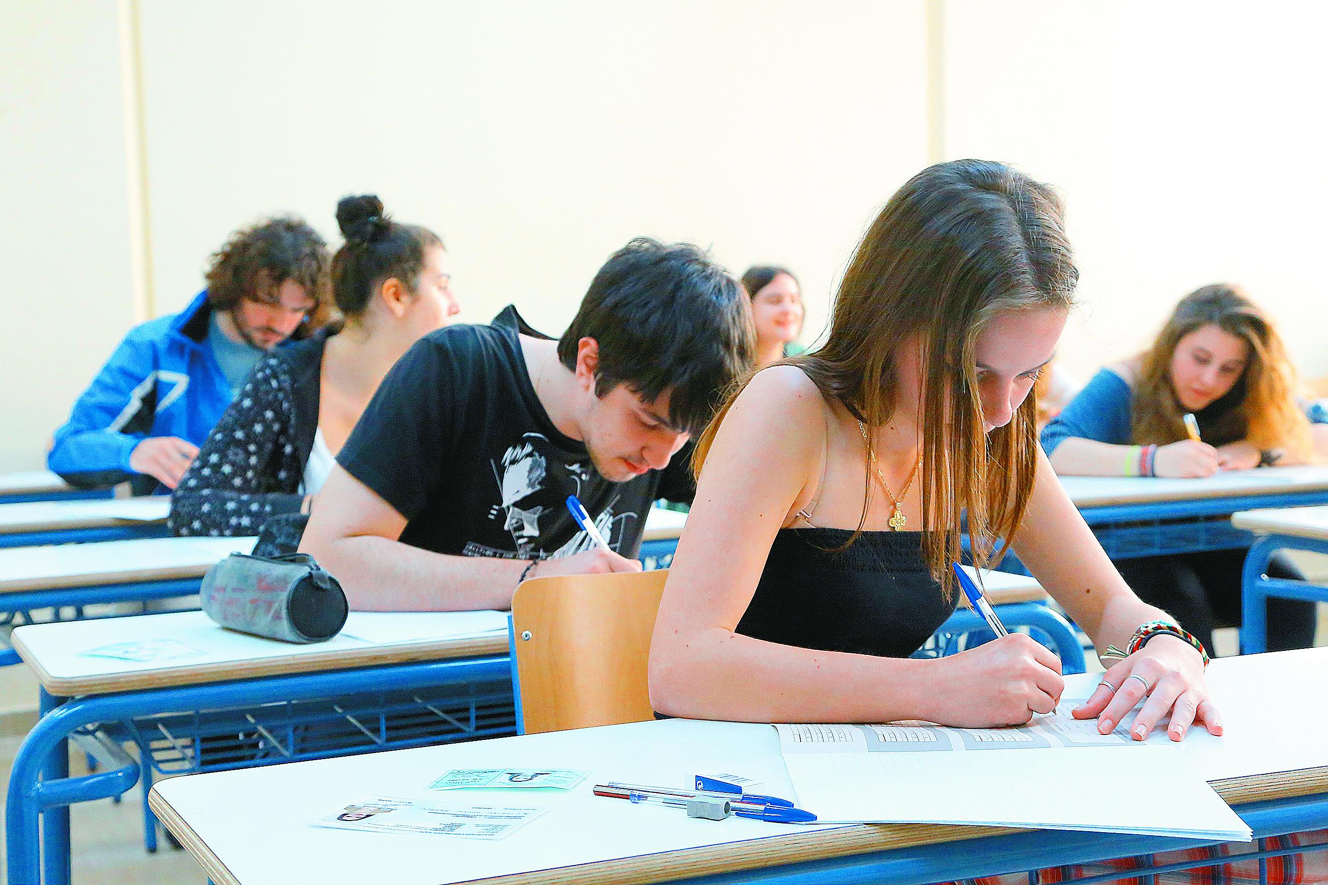 Πρεμιέρα των πανελλαδικών εξετάσεων την Δευτέρα   tovima.gr