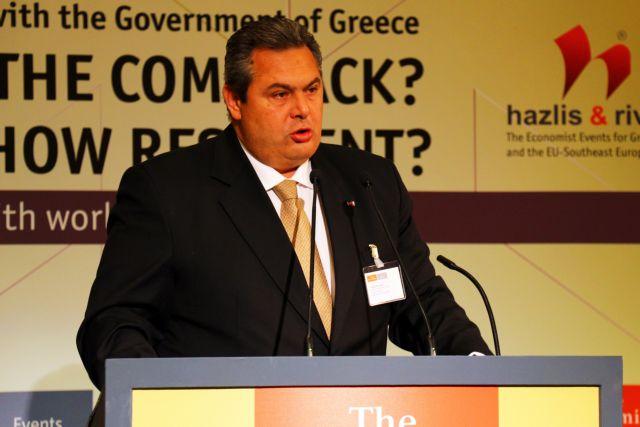 Κατά Καμμένου για τη βάση του ΝΑΤΟ στέλεχος του ΣΥΡΙΖΑ | tovima.gr
