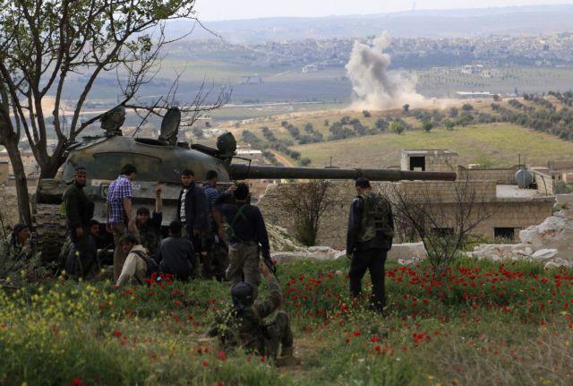 Ισλαμιστές κατέλαβαν τη μεγαλύτερη βάση του στρατού στην επαρχία Ιντλίμπ | tovima.gr