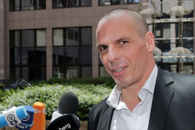 """Varoufakis: """"We have a plan B and a plan C in the negotiations"""" 