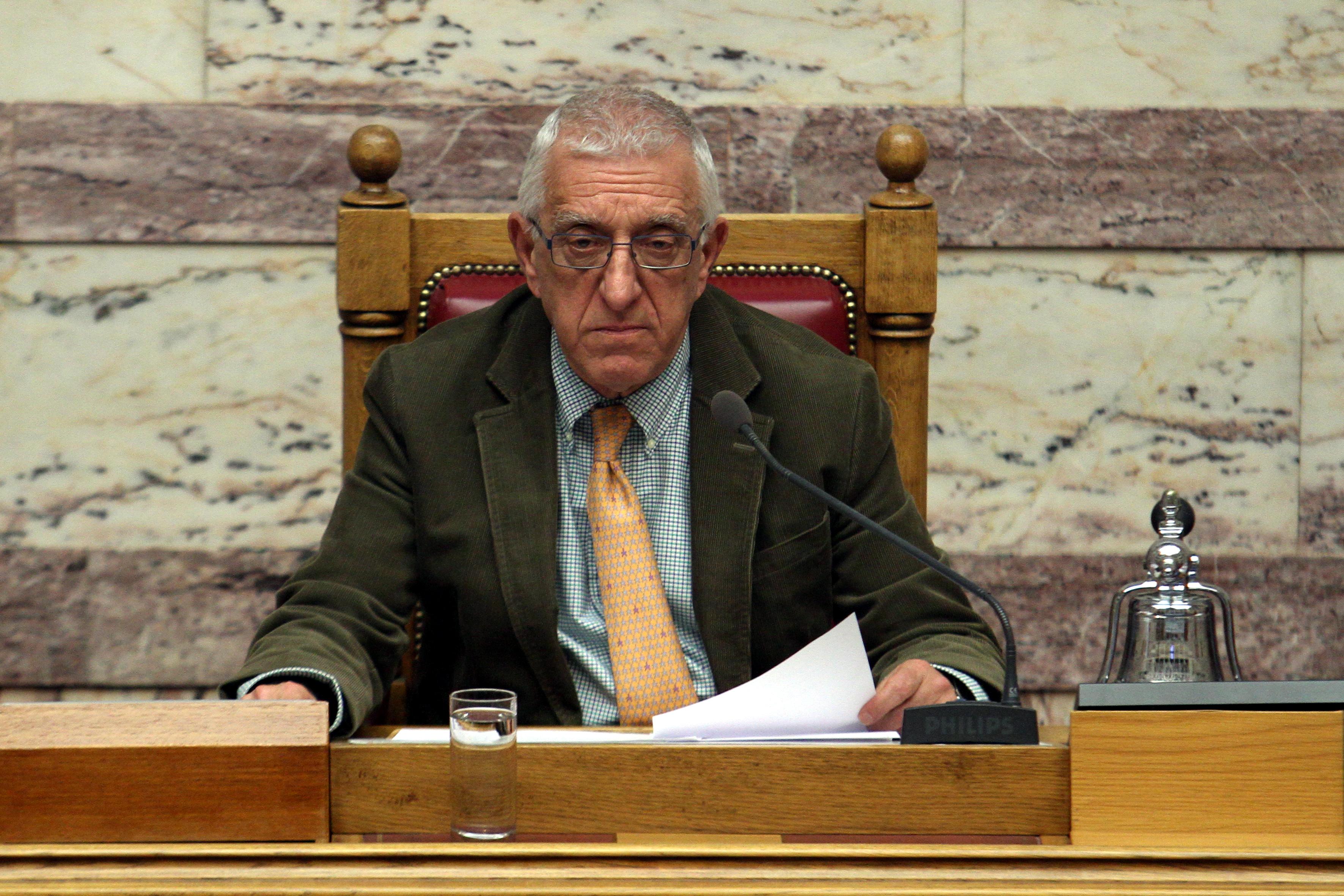 Βουλή: Δυσαρέσκεια Κακλαμάνη για την ακύρωση των επίκαιρων ερωτήσεων   tovima.gr