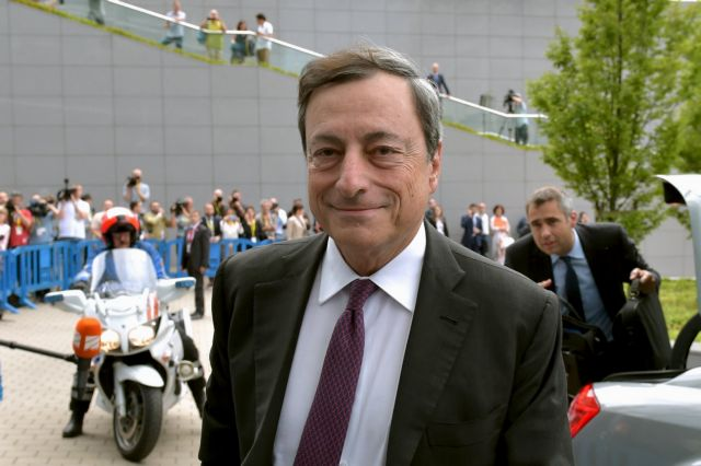 """Draghi: """"This time it is really hard to reach an agreement"""" 