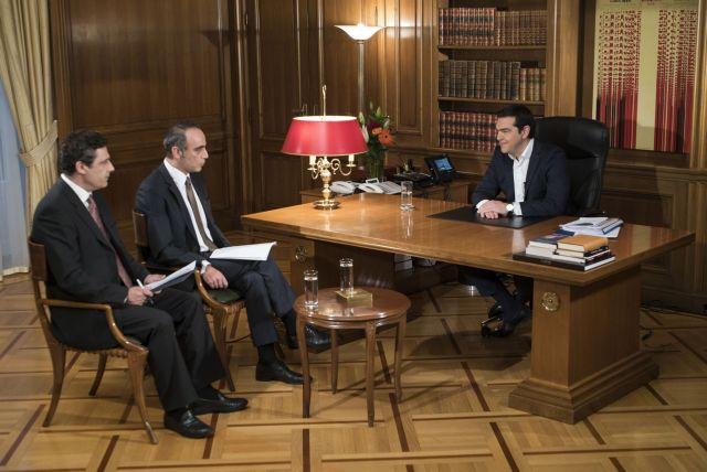 "PM Tsipras: ""The choices were an agreement or a disorderly bankruptcy"" 
