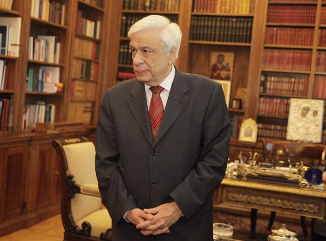 """Pavlopoulos: """"Summit necessary for addressing migration problem"""" 