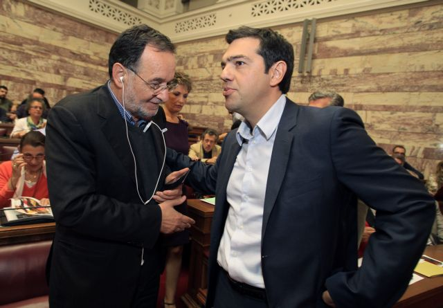 Clash between the government and Left Platform leads to early elections   tovima.gr