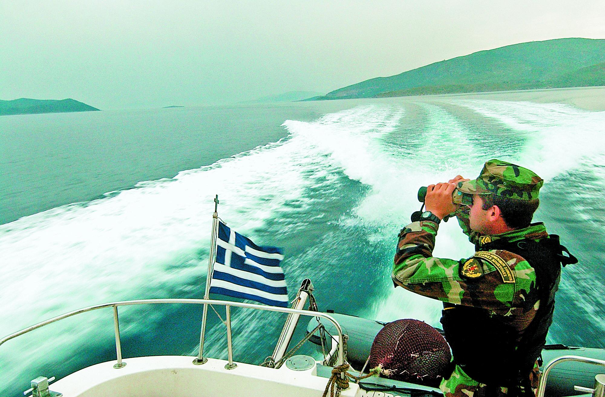 Σχέδιο Ε.Ε: Ενίσχυση της συνεργασίας τουρκικής και ελληνικής ακτοφυλακής | tovima.gr
