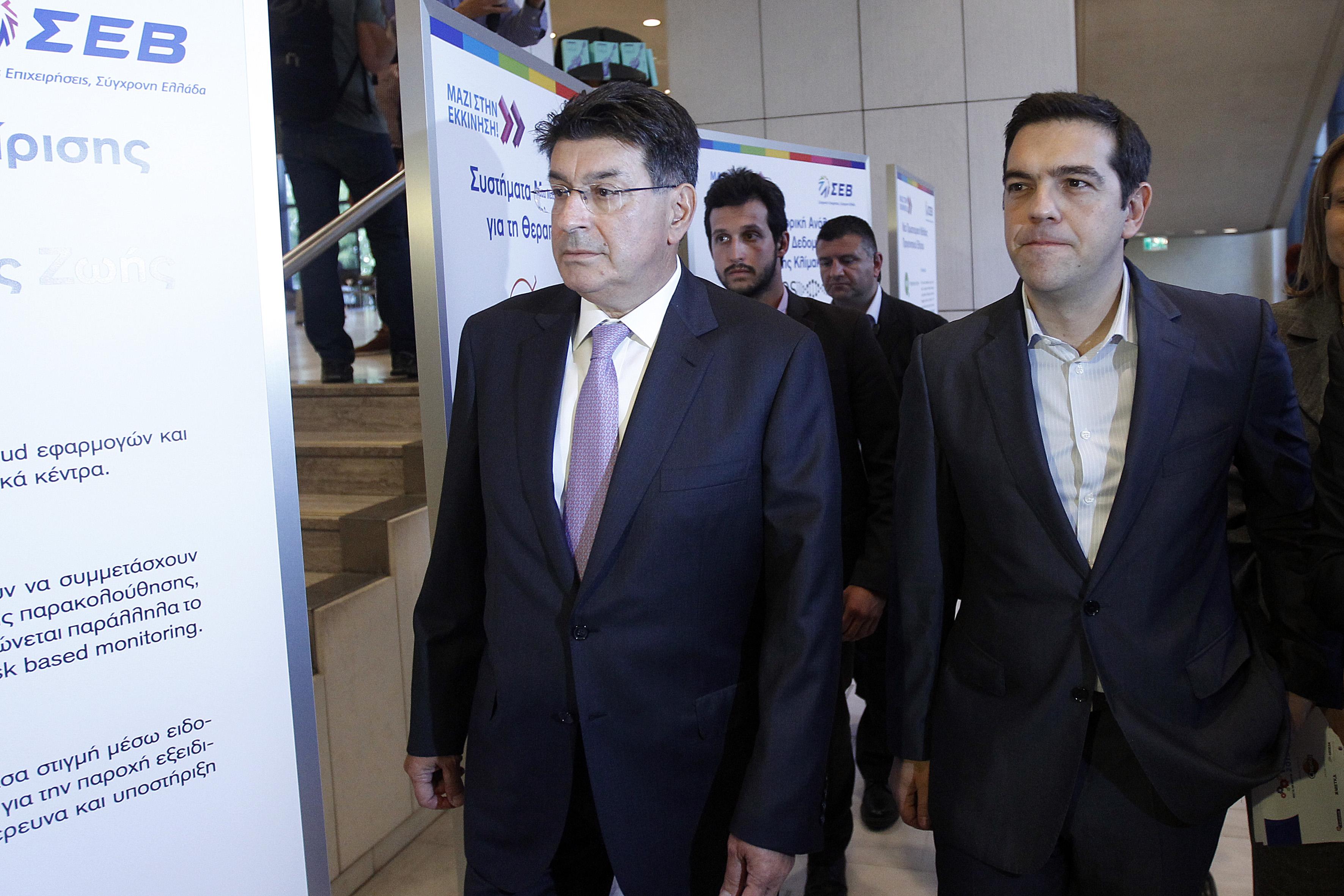 ΣΕΒ: Η οικονομία θα γυρίσει σελίδα, αν γίνουν οι μεταρρυθμίσεις | tovima.gr