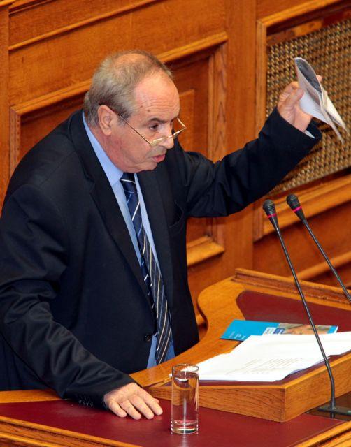 ΣΥΡΙΖΑ: Παραιτήθηκε από την ΚΕ ο Στ.Παναγούλης, στηρίζει την κυβέρνηση | tovima.gr