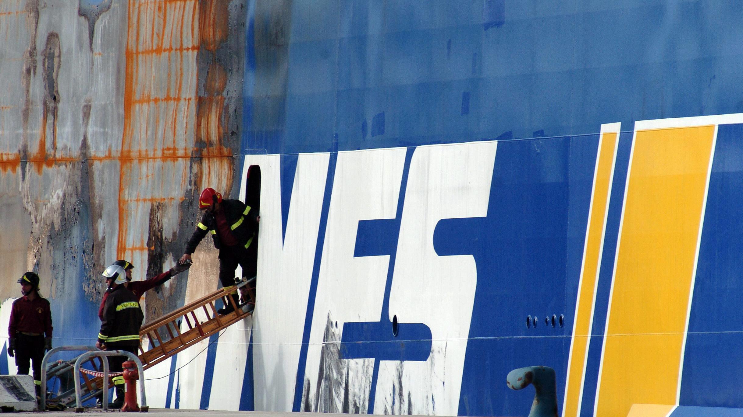 Επιβάτης τoυ Norman Atlantic ζητά αποζημίωση €308.000   tovima.gr