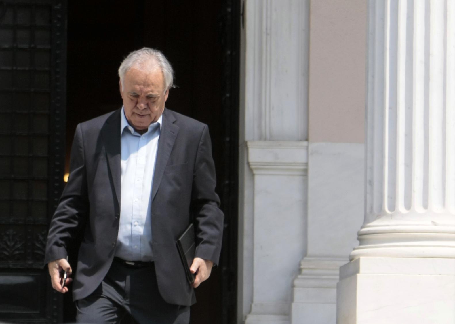 Συνεδριάζει το ΚΥΣΟΙΠ υπό τον Δραγασάκη | tovima.gr