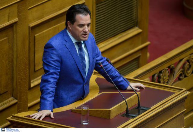 Αδ.Γεωργιάδης: Η ΝΔ δεν θα υποστηρίξει τα μέτρα για τους αγρότες | tovima.gr