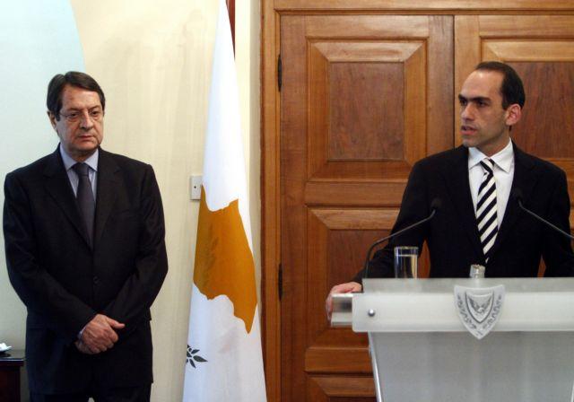 Η Κύπρος δεν θα χρειαστεί δάνειο «γέφυρα» λέει ο υπ. Οικονομικών   tovima.gr