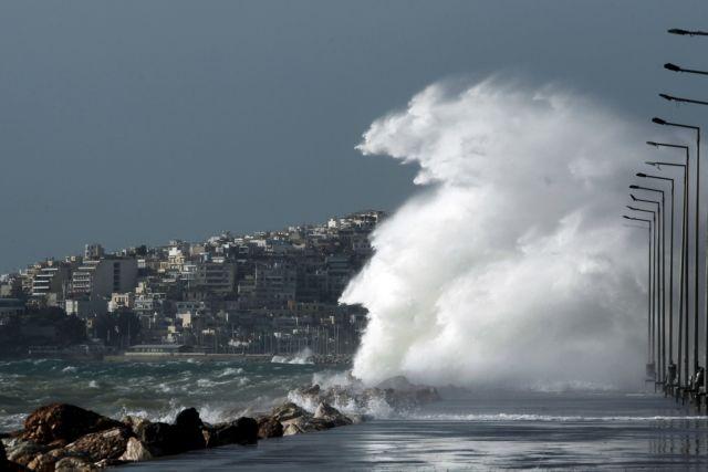 Βροχές και καταιγίδες σε όλη τη χώρα από την Τετάρτη | tovima.gr