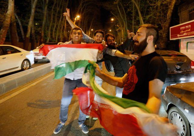Υπό κράτηση στην Τεχεράνη ιρανοαμερικανός επιχειρηματίας | tovima.gr