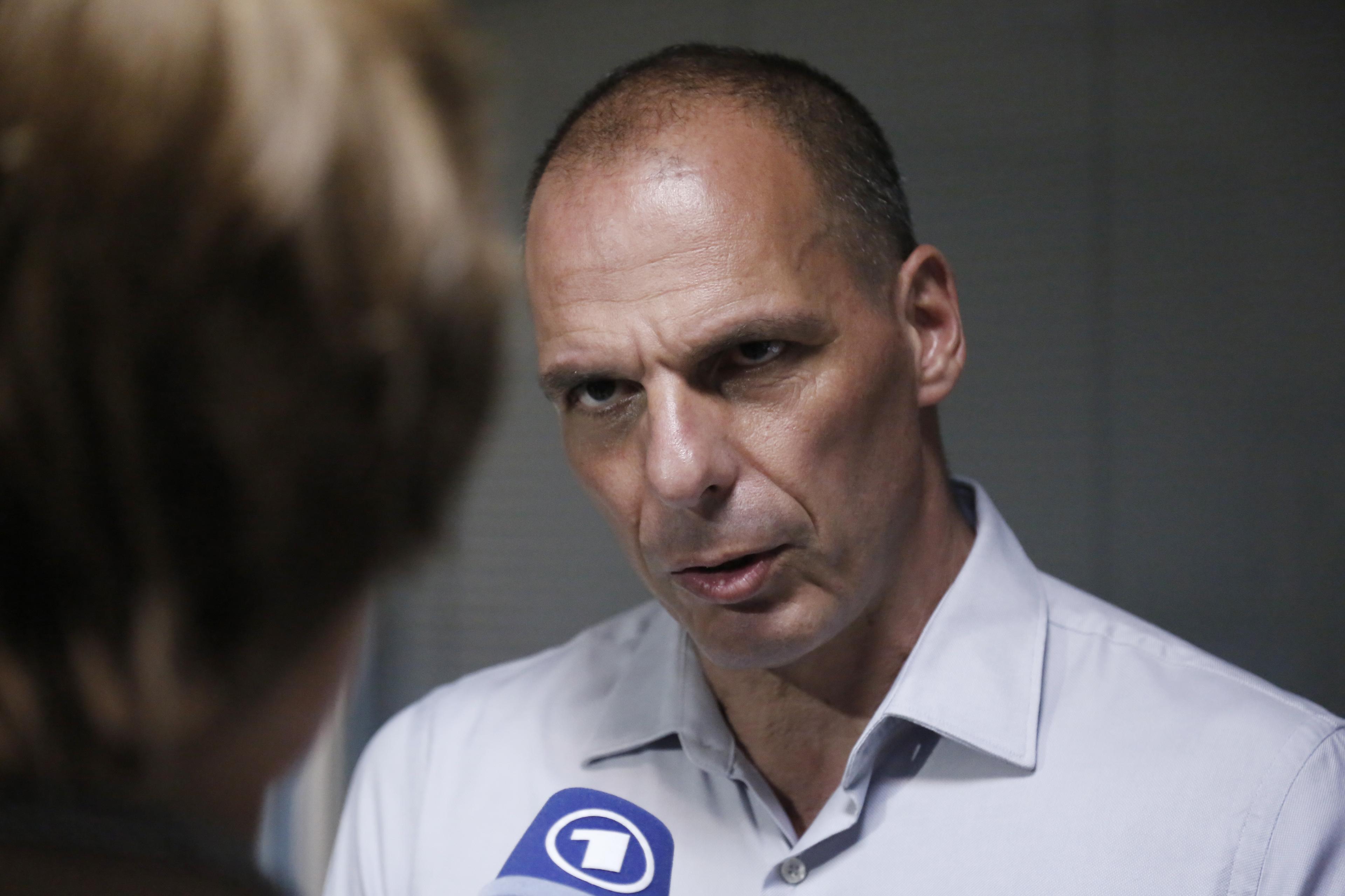 Βαρουφάκης: Στις 12 Ιουλίου η ΕΕ συνωμότησε κατά του Τσίπρα   tovima.gr