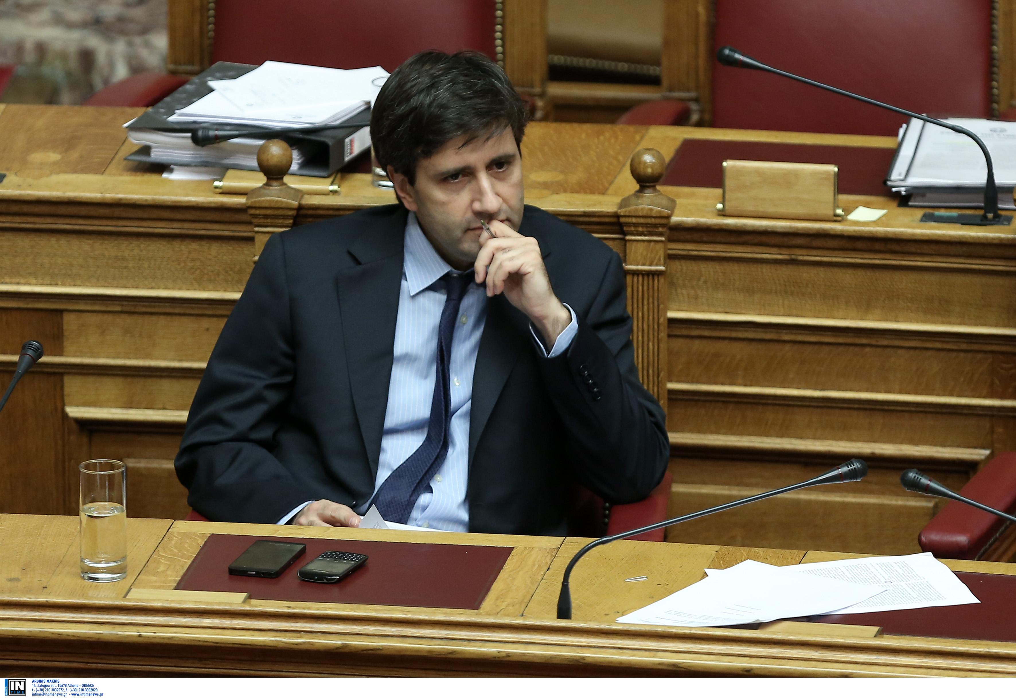 Χουλιαράκης: Επιτυχία ο καθορισμός χαμηλών πρωτογενών πλεονασμάτων   tovima.gr
