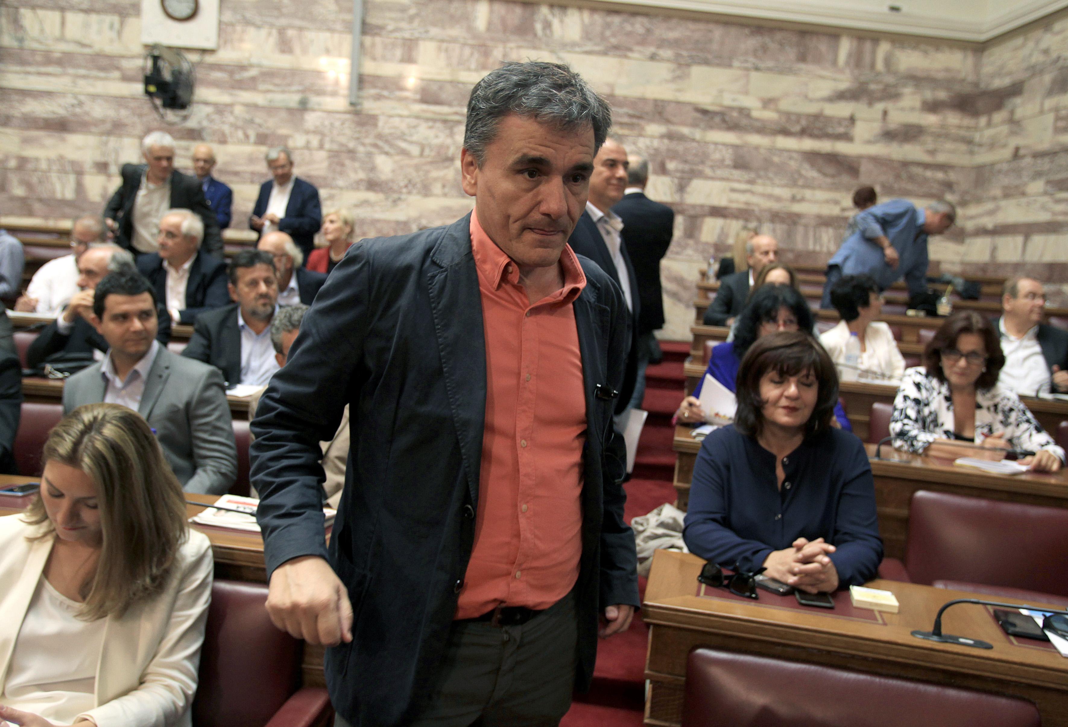 Συνεδρίασε η Κοινοβουλευτική Ομάδα του ΣΥΡΙΖΑ   tovima.gr