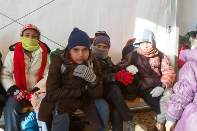 Idomeni-Gevgelija border crossing reopens on Tuesday | tovima.gr