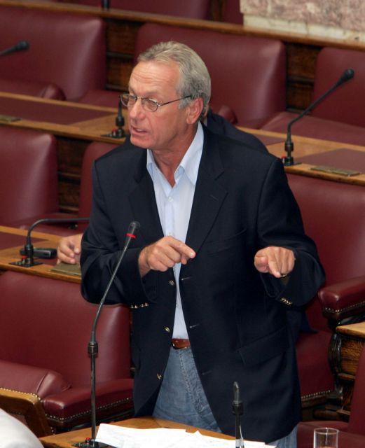 PM Tsipras accepts Sgouridis resignation over controversial remarks | tovima.gr