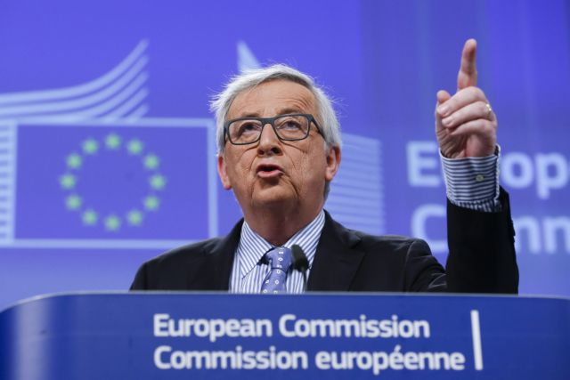 Juncker lashes out against the IMF over contingency measures   tovima.gr