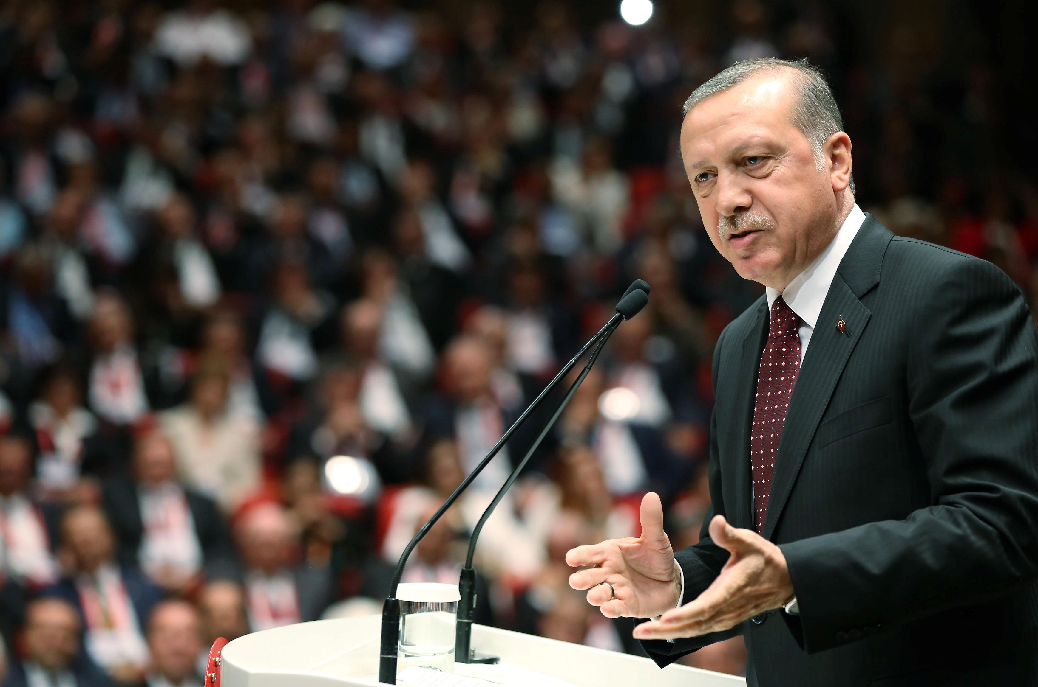 Ερντογάν: Πολεμούμε την ISIS όσο κανείς, εξοντώσαμε 3.000 τζιχαντιστές   tovima.gr