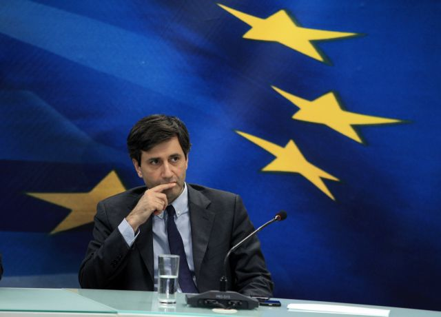 EWG to debate debt, taxes and fiscal adjustment mechanism | tovima.gr