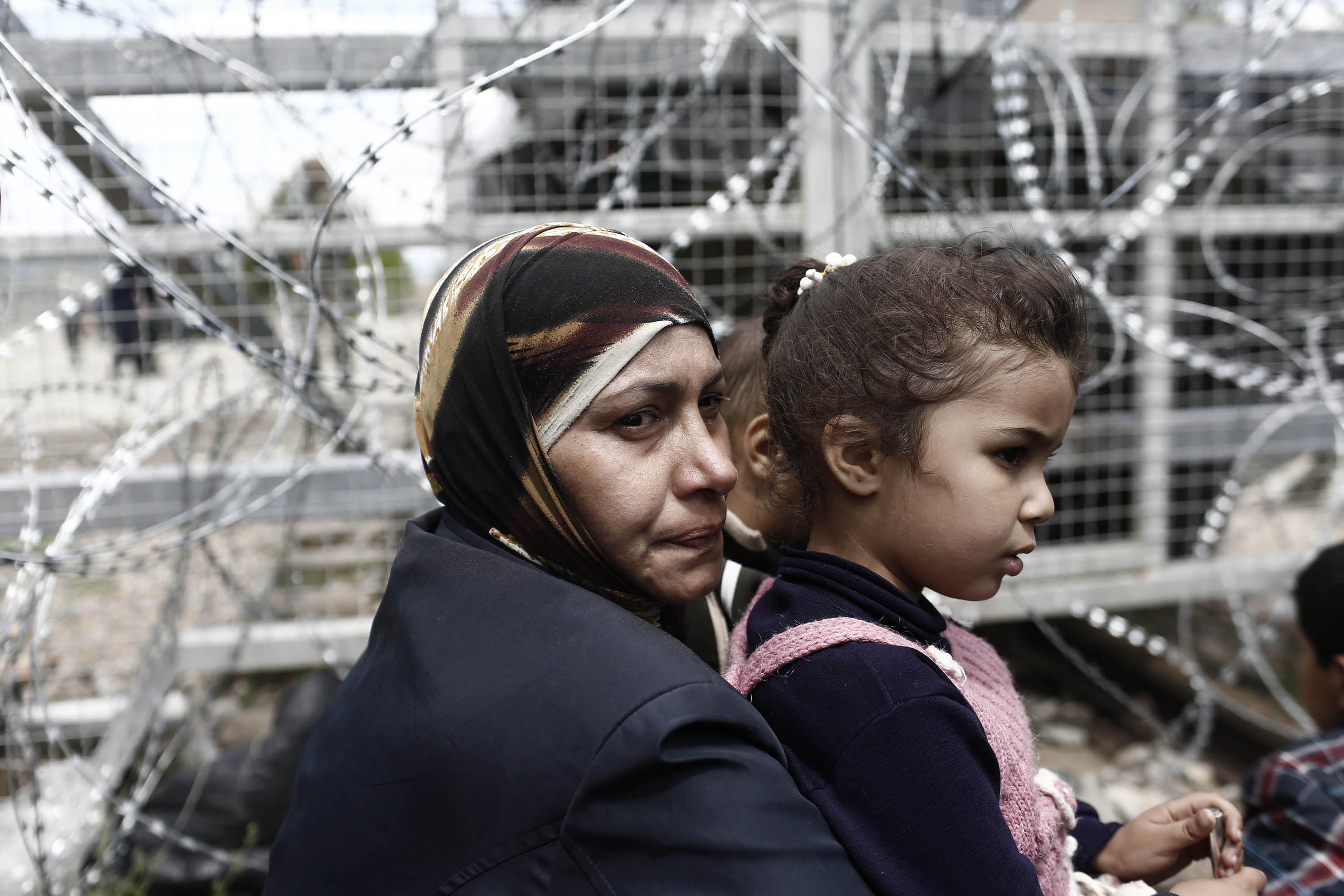 Διεθνής Αμνηστία: Το 80% των πολιτών αποδέχονται τους πρόσφυγες | tovima.gr