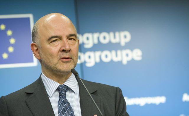 Μοσκοβισί: Η Ελλάδα έκανε ένα βήμα «κλειδί»   tovima.gr