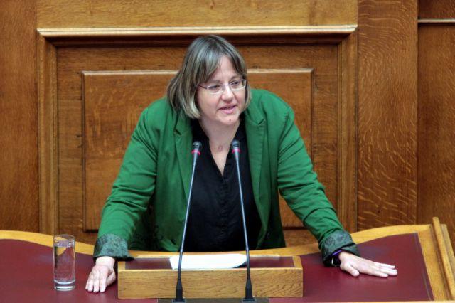 Το παρασκήνιο και οι πιέσεις πριν την παραίτηση της Βασ.Κατριβάνου | tovima.gr