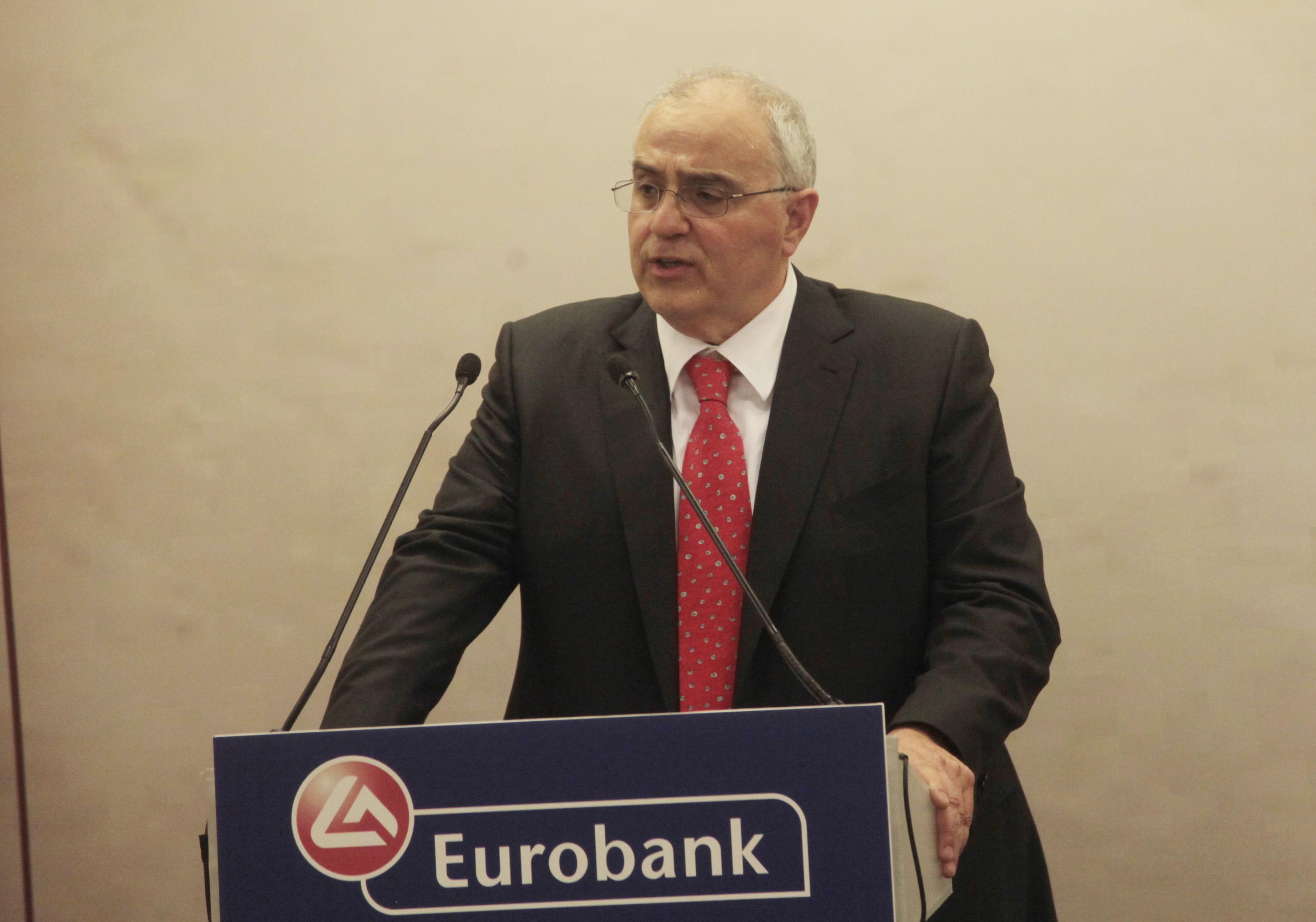 Καραμούζης στον ΣΕΒ: Οι τράπεζες γυρίζουν σελίδα-Αιχμές κατά ΔΝΤ   tovima.gr
