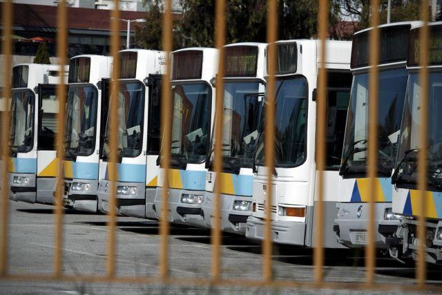 Απλήρωτοι επί πέντε μήνες οι καθαριστές των λεωφορείων | tovima.gr