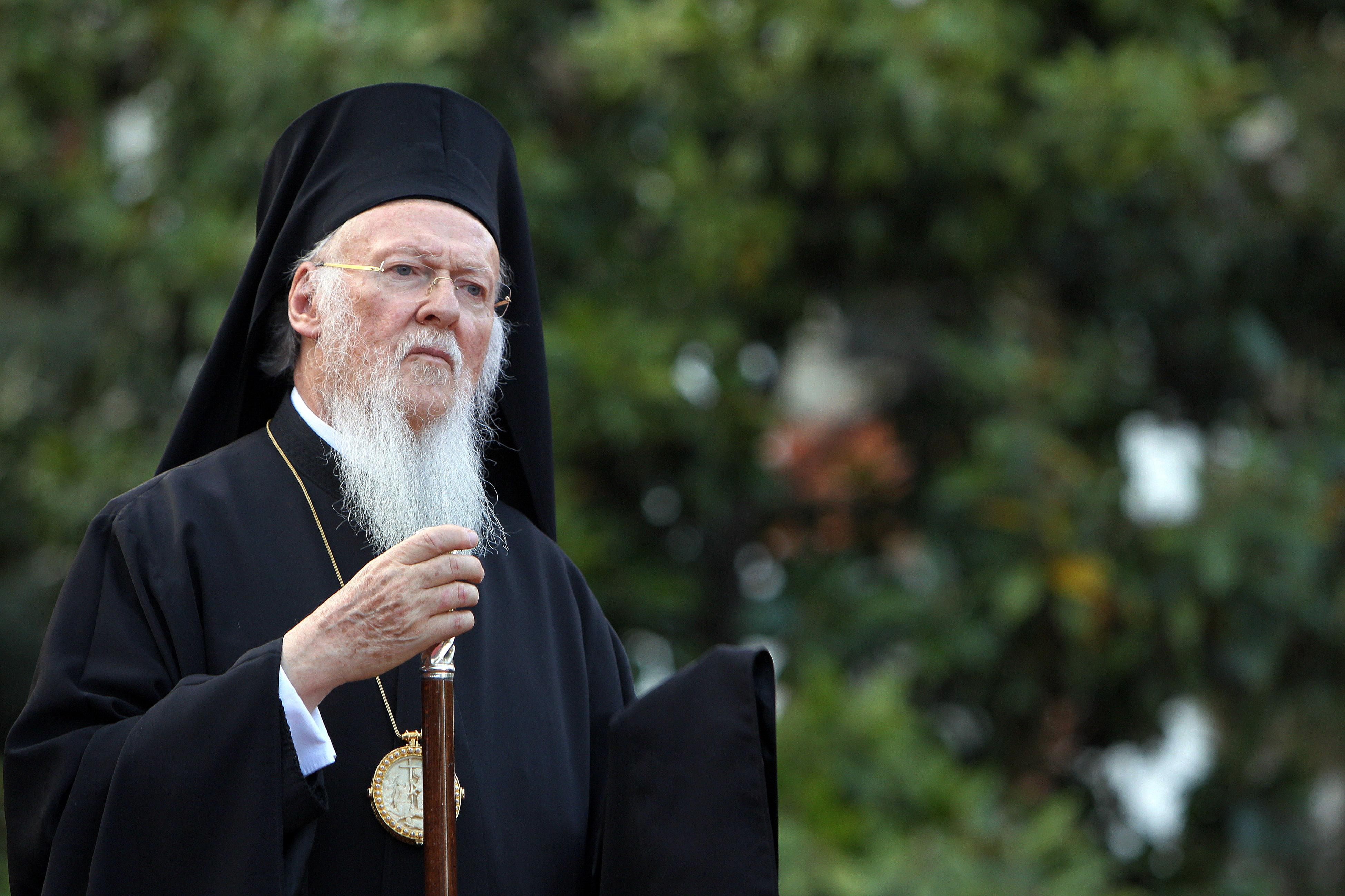 Εκκληση Βαρθολομαίου για συμμετοχή όλων των Εκκλησιών στην Σύνοδο   tovima.gr