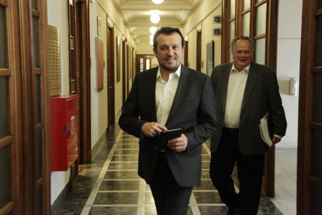 Κοτζιάς-Παππάς: Ο Βαρουφάκης πίεζε να υπογράψουμε τη συμφωνία Σαμαρά | tovima.gr