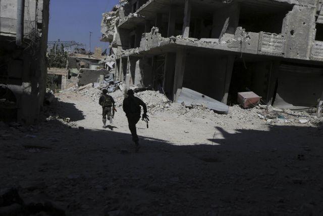 Κατάπαυση του πυρός 72 ωρών σε όλη τη Συρία ανακοίνωσε ο στρατός του Άσαντ | tovima.gr