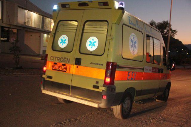 Πέντε εργαζόμενοι υπέστησαν ηλεκτροπληξία σε εργοτάξιο της Ιονίας Οδού   tovima.gr