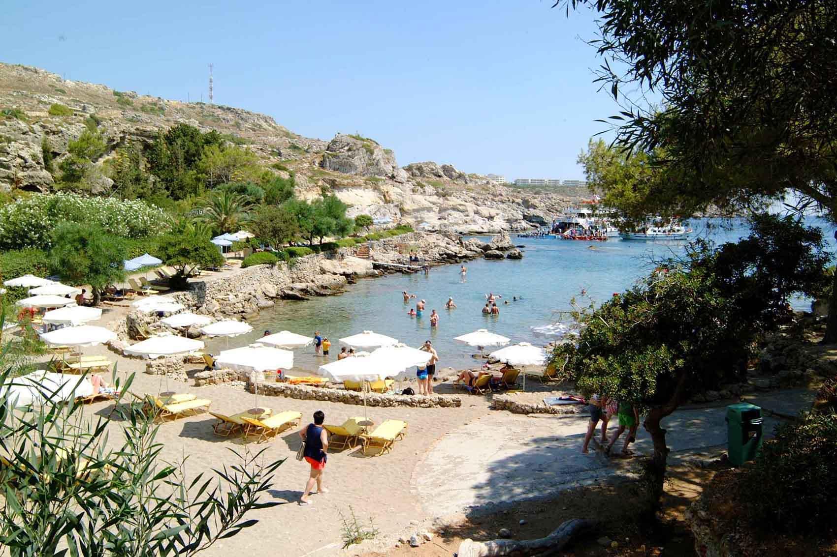 Ρόδος: Δυναμικά εξελίσσεται η τουριστική κίνηση | tovima.gr