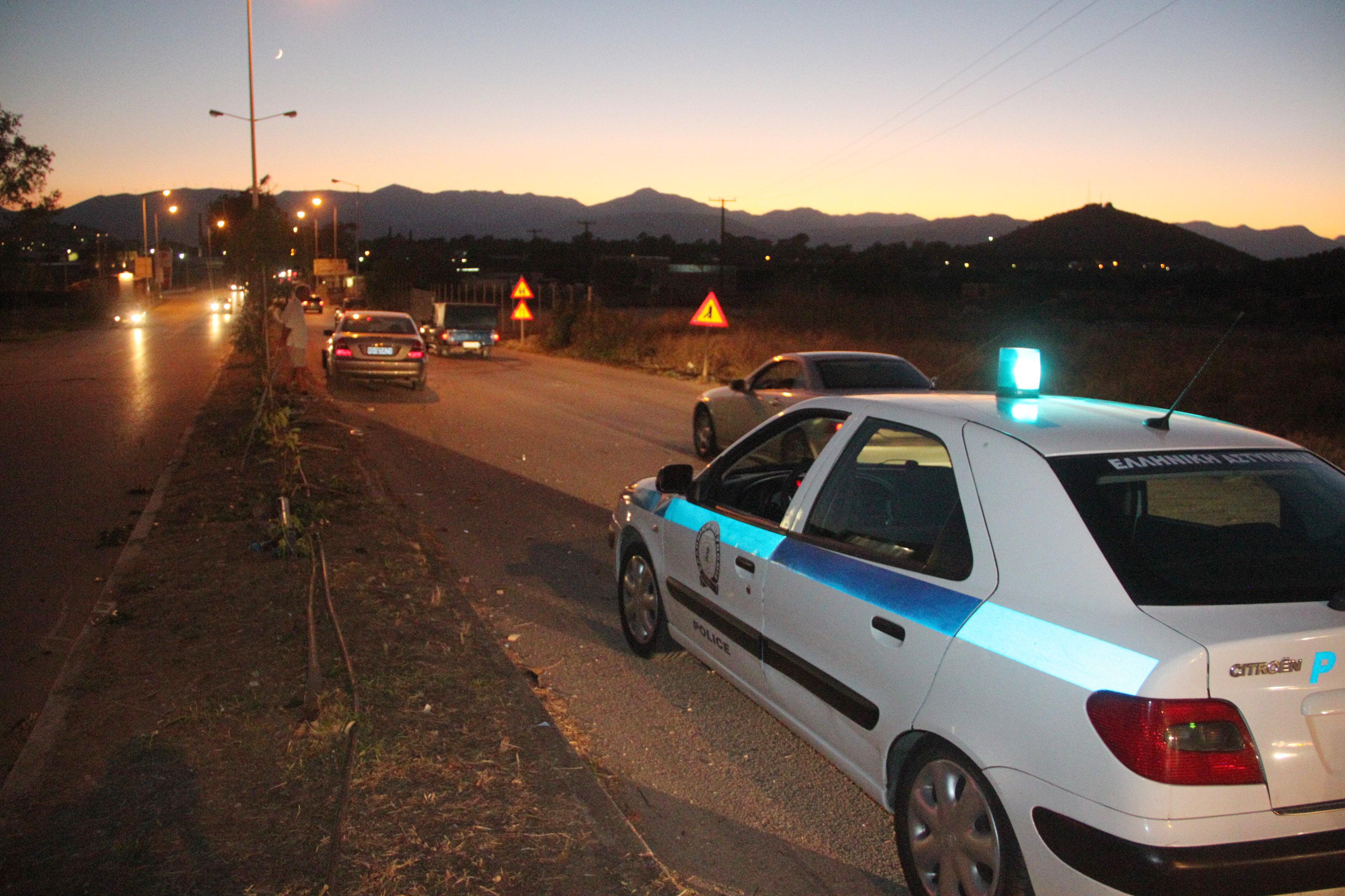 Καραμπόλα τεσσάρων αυτοκινήτων στην άνοδο της Κηφισίας στο Μαρούσι | tovima.gr