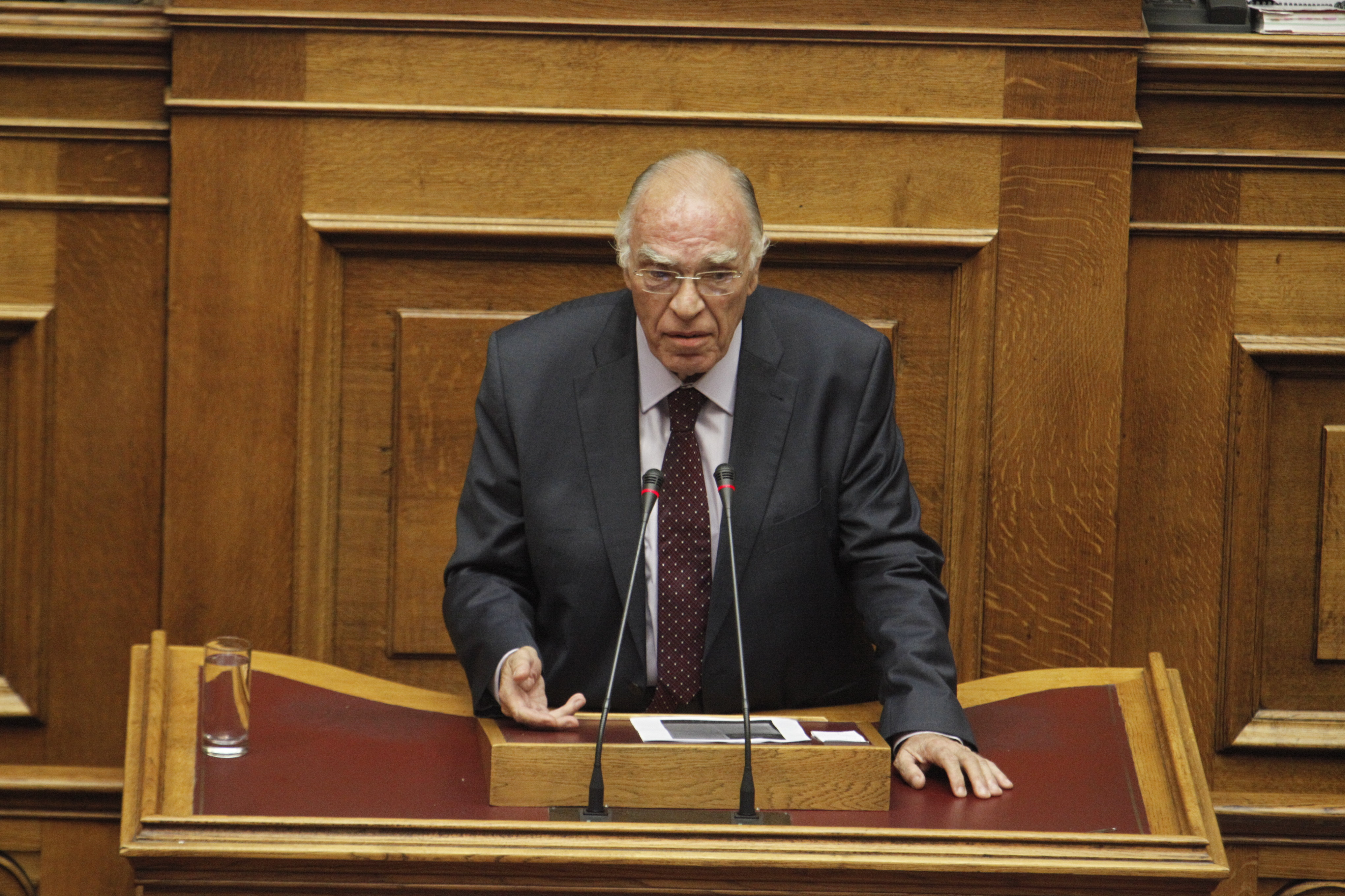 Λεβέντης: Προδοσία η άρνηση του ΠαΣοΚ να ψηφίσει απλή αναλογική | tovima.gr